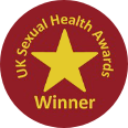 UK Sexual Health Awards Winner